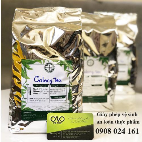 Xin giấy phép vệ sinh thực phẩm cho cơ sở đóng gói trà khô
