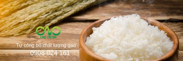 Tự công bố chất lượng gạo theo nghị định 15/2018