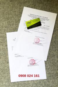 Xin giấy chứng nhận lưu hành tự do cho bánh kẹo việt nam