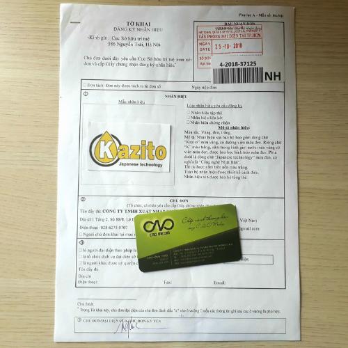 Các giấy phép cần để sản phẩm được vào siêu thị
