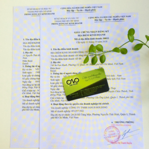Thủ tục thành lập giấy phép kinh doanh trà sữa