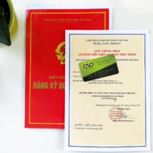 Thủ tục thành lập giấy phép kinh doanh