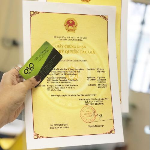 Dịch vụ đăng ký bản quyền tác giả trọn gói tại việt nam
