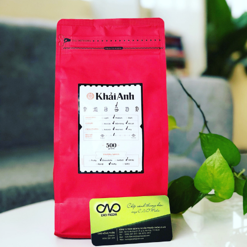 Hướng dẫn công bố chất lượng cà phê hạt nhập khẩu