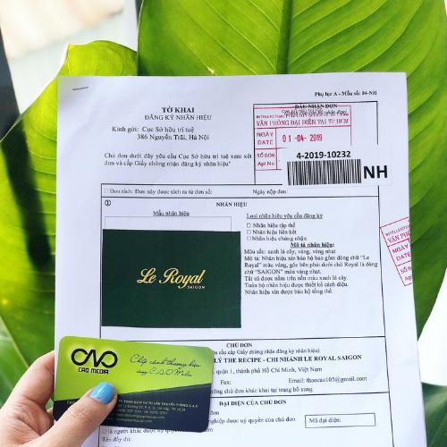 Khi nào thực hiện gia hạn giấy chứng nhận đăng ký nhãn hiệu