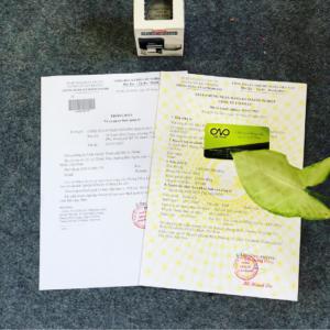 Thủ tục đăng ký giấy chứng nhận đăng ký doanh nghiệp theo nghị định mới