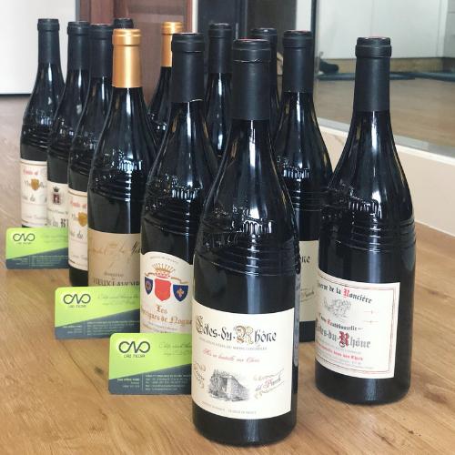 Thủ tục tự công bố rượu vang nhập khẩu