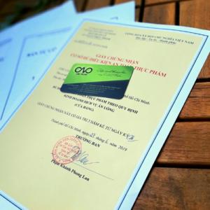 Hướng dẫn thủ tục cấp lại giấy an toàn thực phẩm