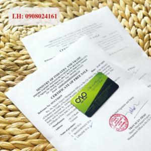 Dịch vụ xin giấy phép xuất khẩu CFS cho trà túi lọc trong 3 ngày
