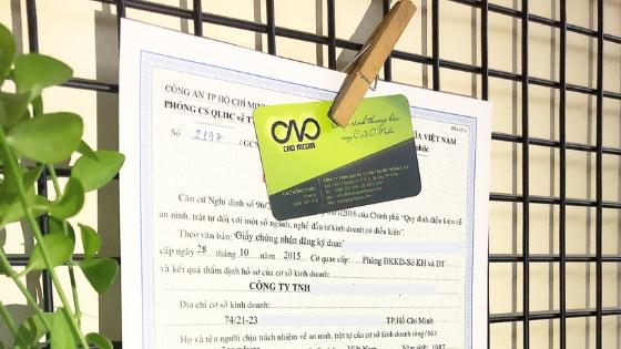 Thủ tục xin giấy phép an ninh trật tự cho khách sạn quận 7