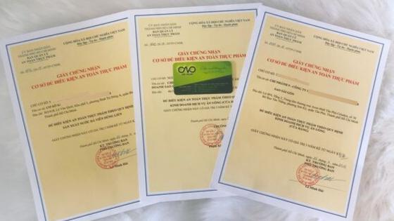 Hướng dẫn thực hiện các giấy phép để kinh doanh quán bún bò tại Tp HCM