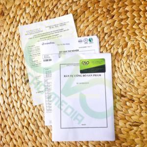 Các bước công bố sản phẩm ly giấy nhập khẩu