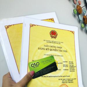 Thủ tục cấp lại giấy chứng nhận đăng ký quyền tác giả