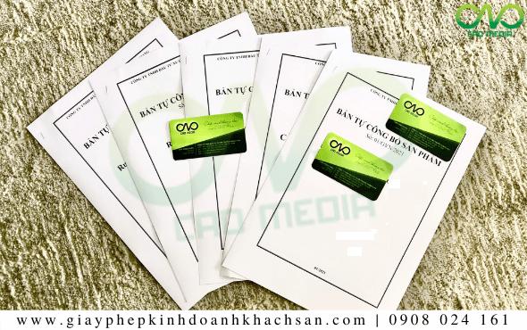 Các bước công bố chất lượng giấy bạc NHANH CHÓNG
