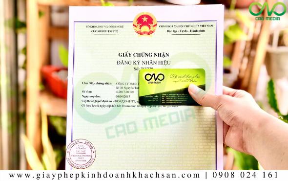 Đăng ký nhãn hiệu sản phẩm bánh bao cadé tại C.A.O Media
